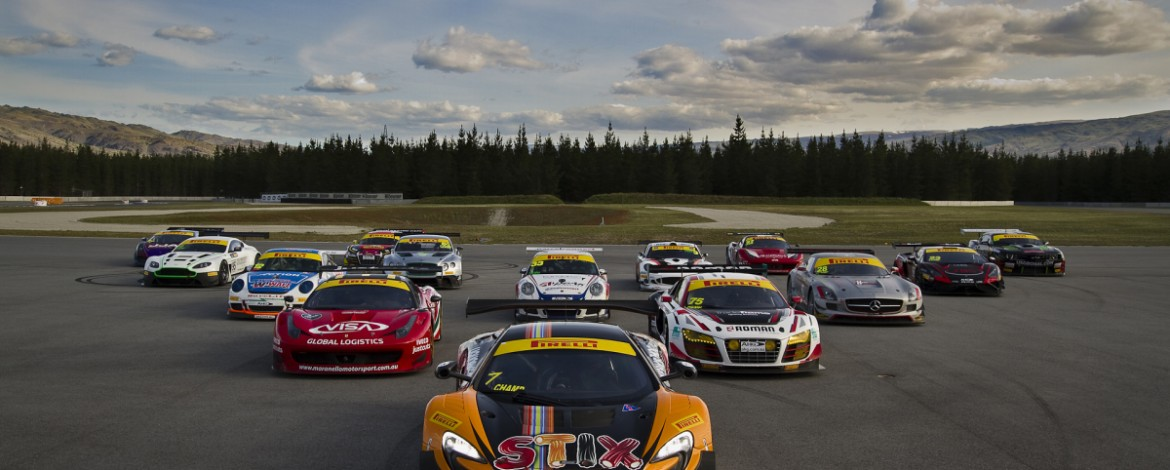GT3 101: The Highlands Experience