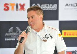 Ken Collier joins FIA GT Commission