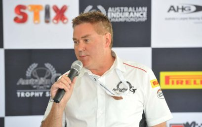 Ken Collier joins FIA GT Commission