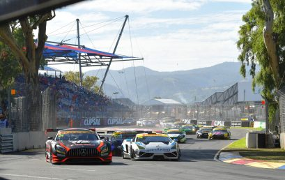 Australian GT to miss Adelaide 500 in 2018