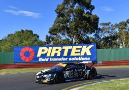 Nugara/Fouracre head tightly packed field at Australian GT Trophy Series opener