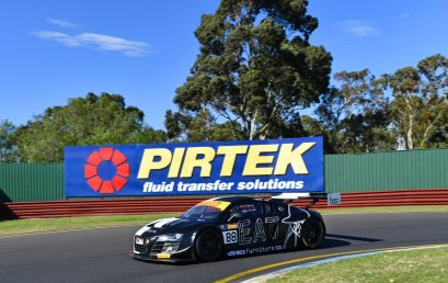 Nugara/Fouracre head tightly packed field at Australian GT Trophy Series opener