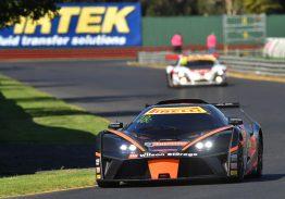 Australian GT confirms GT4 class for 2018