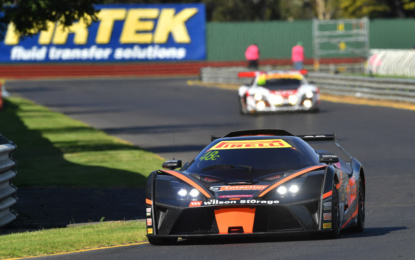 Australian GT confirms GT4 class for 2018