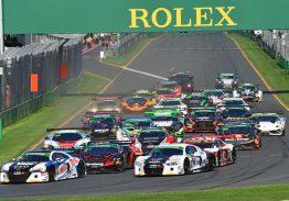 Albert Park Race 1 Update