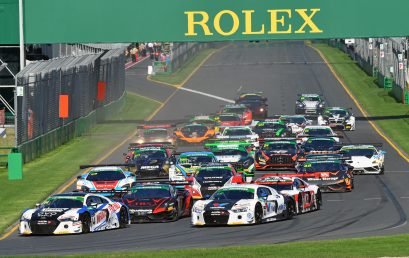 Walsh wins thriller in Albert Park