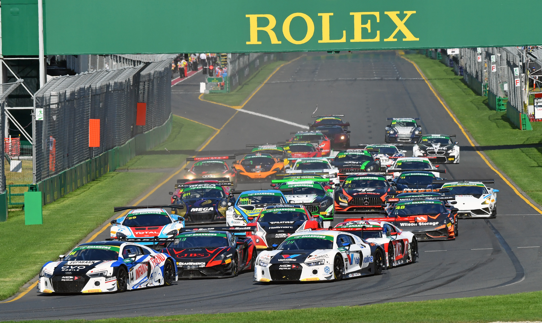 Australian GT geared up for Grand Prix return