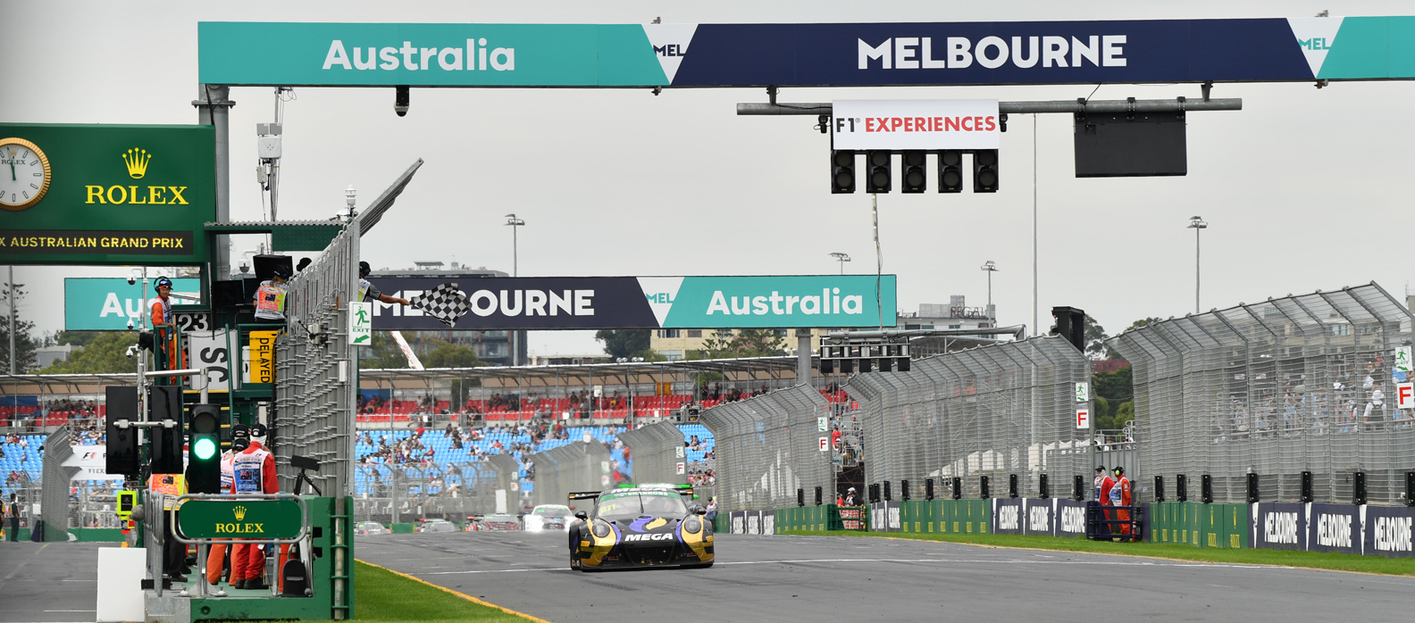 Sprint format returns for Australian GT opener