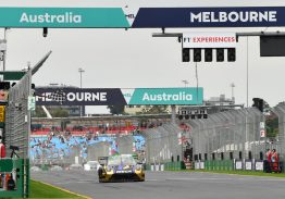 Talbot ends on a high at Albert Park