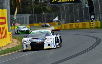 Audi sweeps front row for Race 1