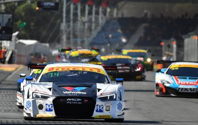 Audi Sport ready for Albert Park challenge