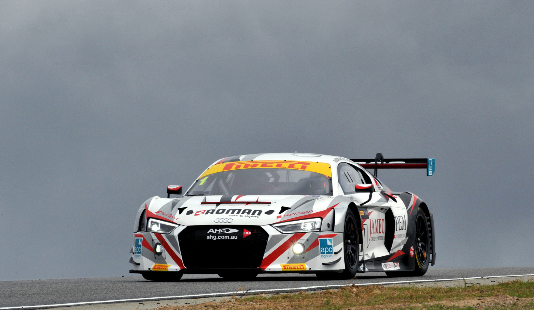 Emery claims record equalling CAMS Australian GT pole