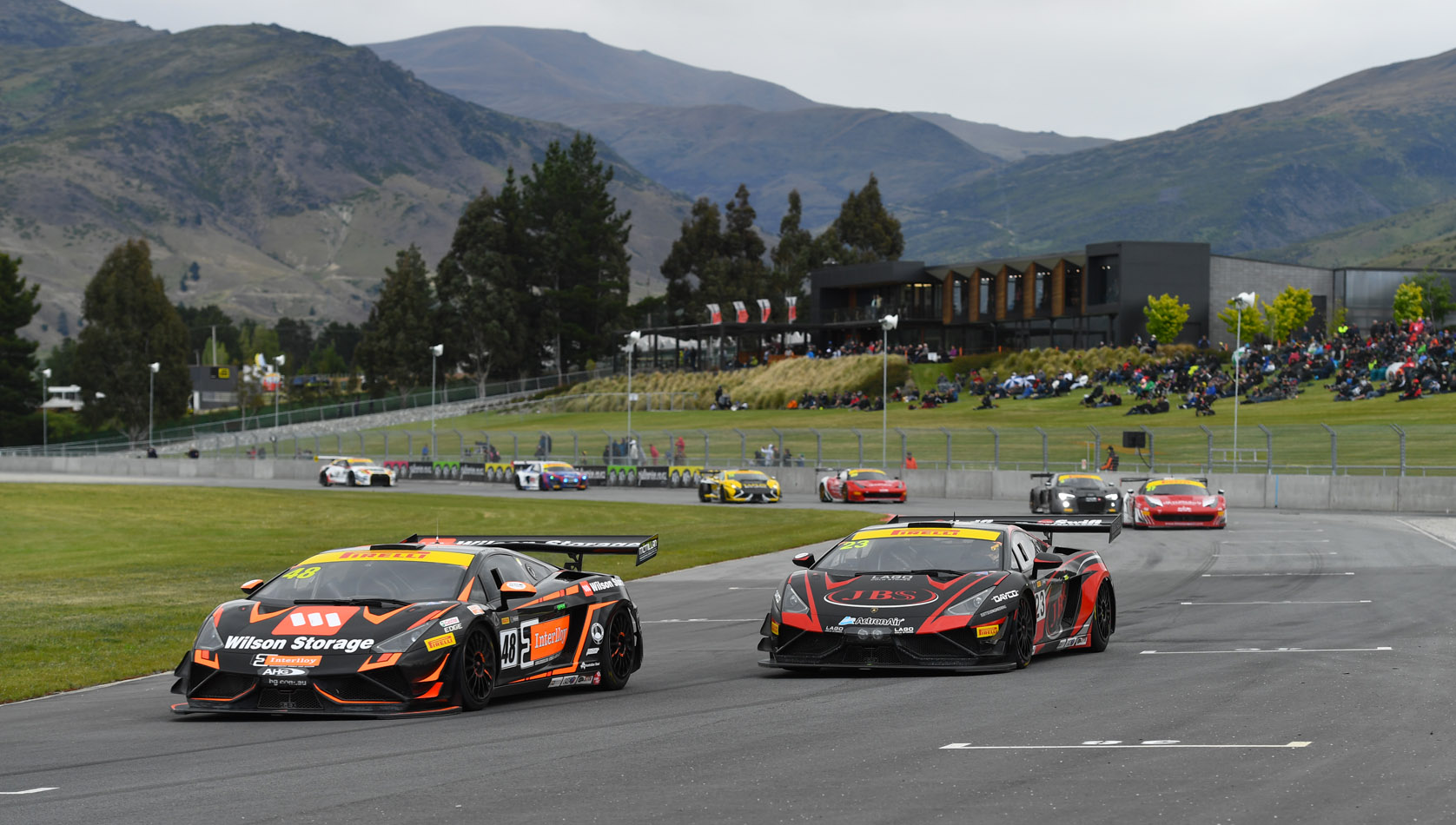 Last hurrah for Australian GTs at Highlands