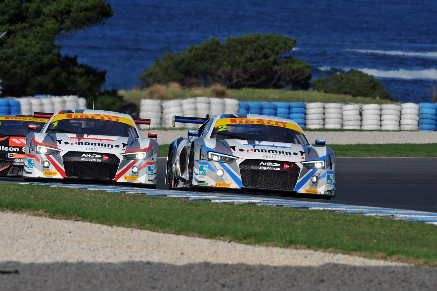Koutsoumidis joins forces with McLaughlan for Sydney Motorsport Park 101