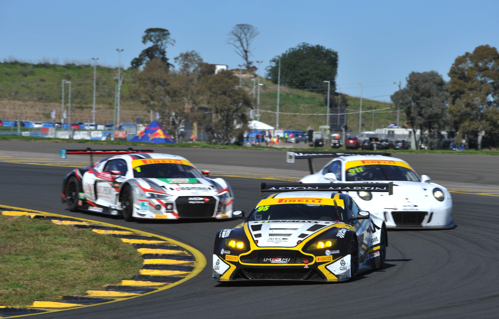 Father and Son duo win emotion charged Sydney Motorsport Park 101