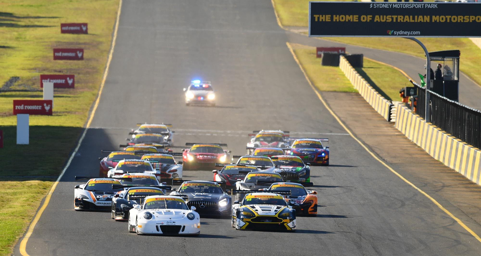 Sydney Motorsport Park 501