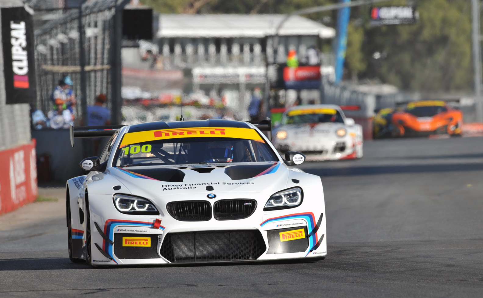 Gallery: Thursday, Clipsal 500