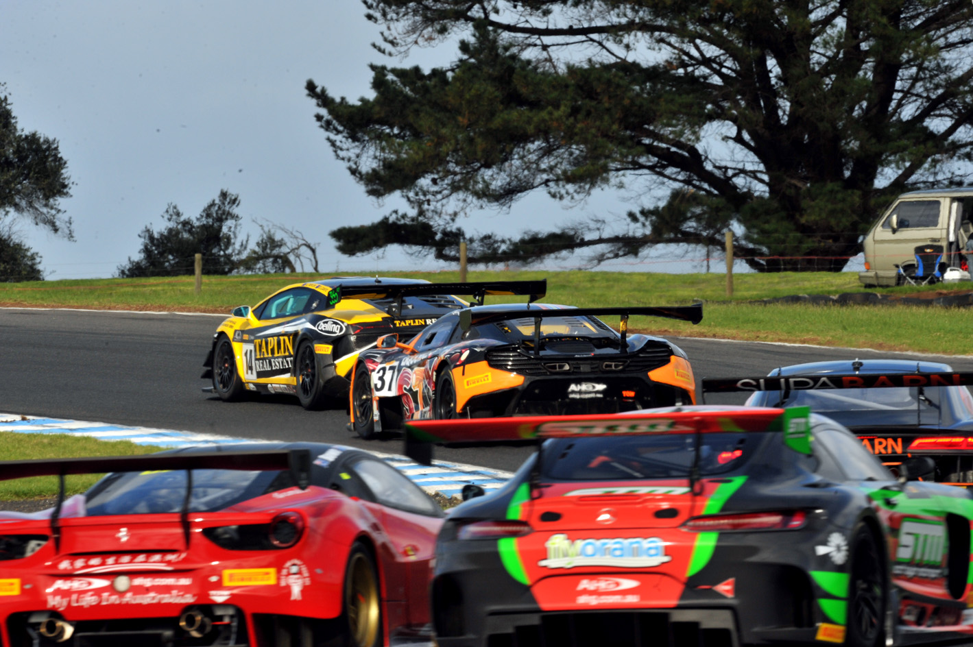 Video: Extended Highlights from Phillip Island