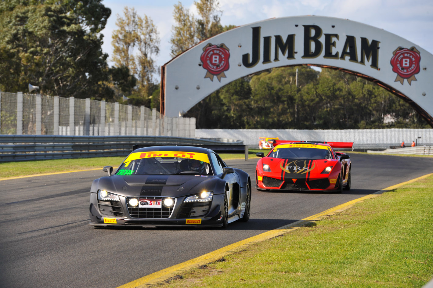 CAMS Australian GT Trophy Series presented by Pirelli opener declared 'complete success'