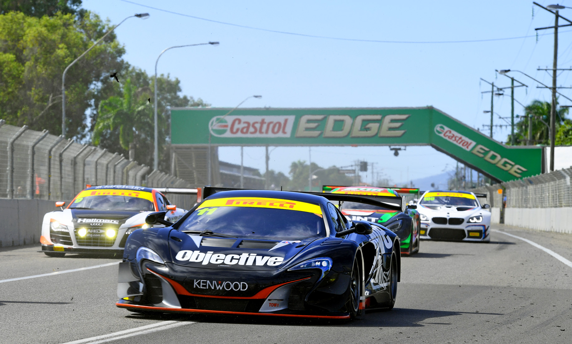 Walls triumphs in Townsville thriller