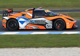 Crampton looking for GT4 title in Australian GT