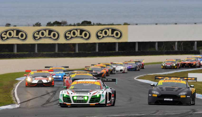 Australian GT set for biggest ever weekend