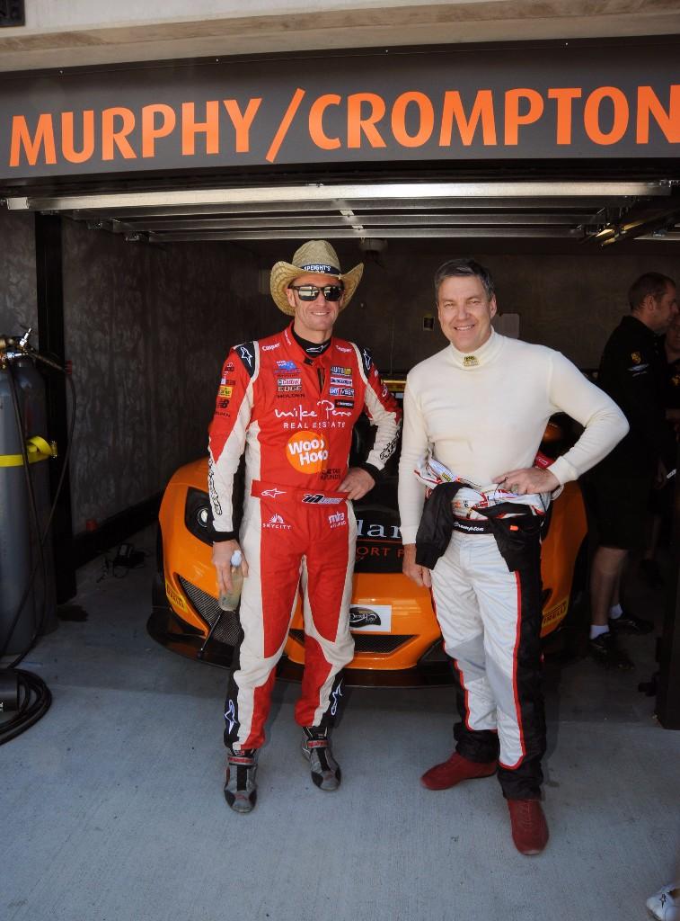 NZ Superstar Greg Murphy teams up with Tony Quinn