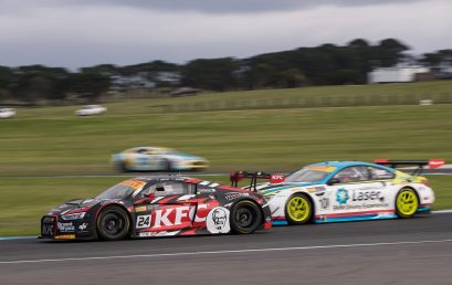 Sensational Phillip Island 101 Win for Bates/Gaunt
