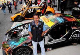 Tony Quinn first to 100 Australian GT Championship starts