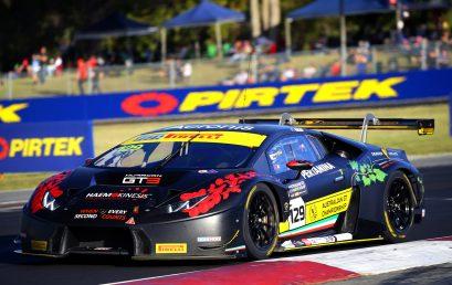Tim Blanchard makes Australian GT debut at Phillip Island