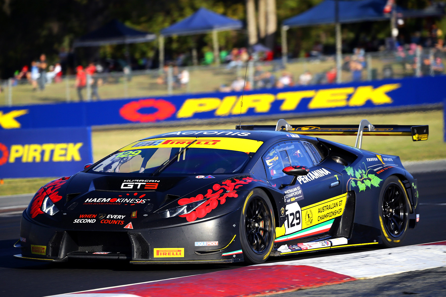 Tim Blanchard makes Australian GT debut at Phillip Island