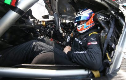 Blancpain GT Series champ joins Hog's Breath Cafe Racing