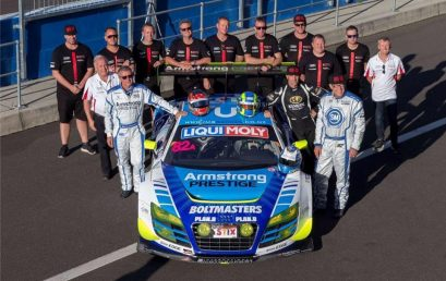 Kiwi team gears up for Australian GTs
