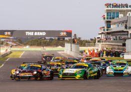 Grand Final feeling for Australian GT at Hampton Downs 500
