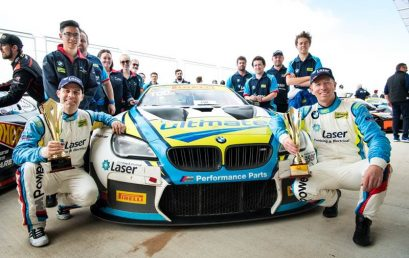 BMW Team SRM adds Michael Almond to Phillip Island 101 driver line up