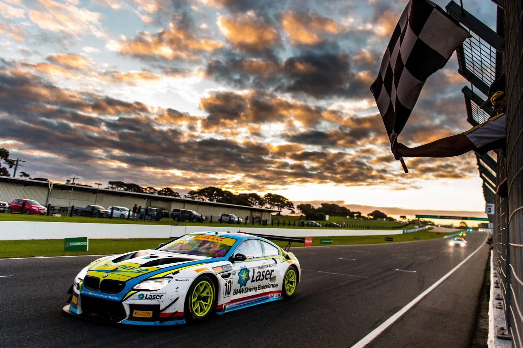 BMW Team SRM's title tilt takes shape ahead of Sydney