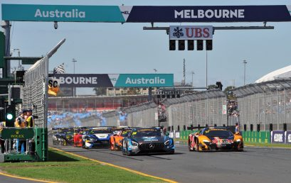 AGT heads to Albert Park