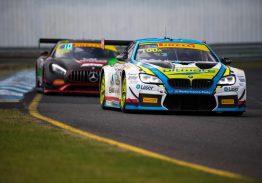 Mixed Sandown weekend for BMW Team SRM