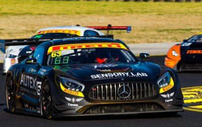 Championship winners reunite for Grand Prix