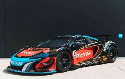 Race winner returns to Australian GT