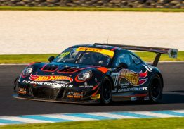 Talbot & Martin secure pole position for Phillip Island 101