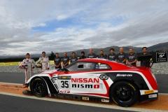 Low Res AGT Nissan Team Photo 2 Highlands