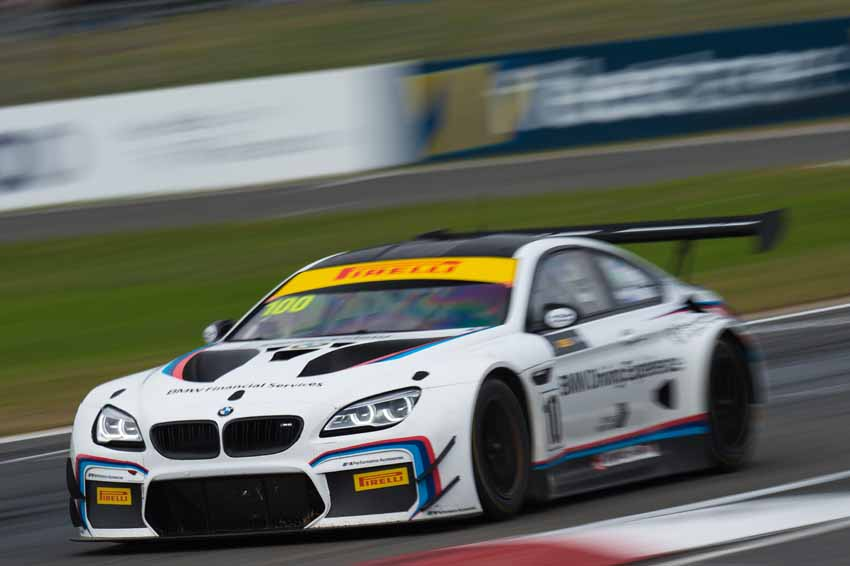 Promising start for BMW Team SRM in the West