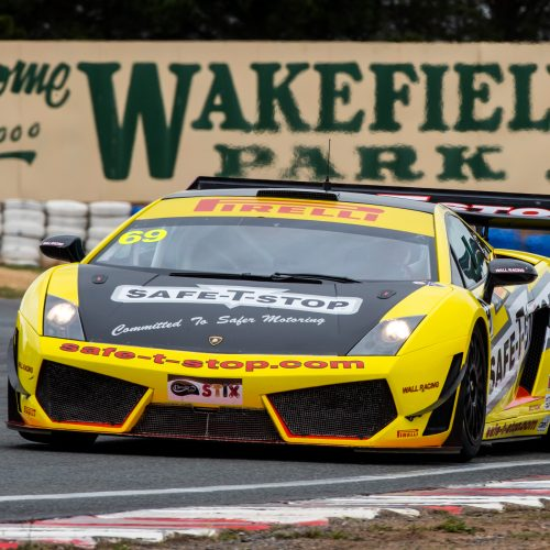 Victory For McLaughlan At Wakefield Park