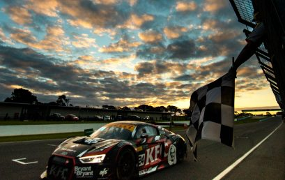 Gaunt gunning for good result at Hampton Downs 500