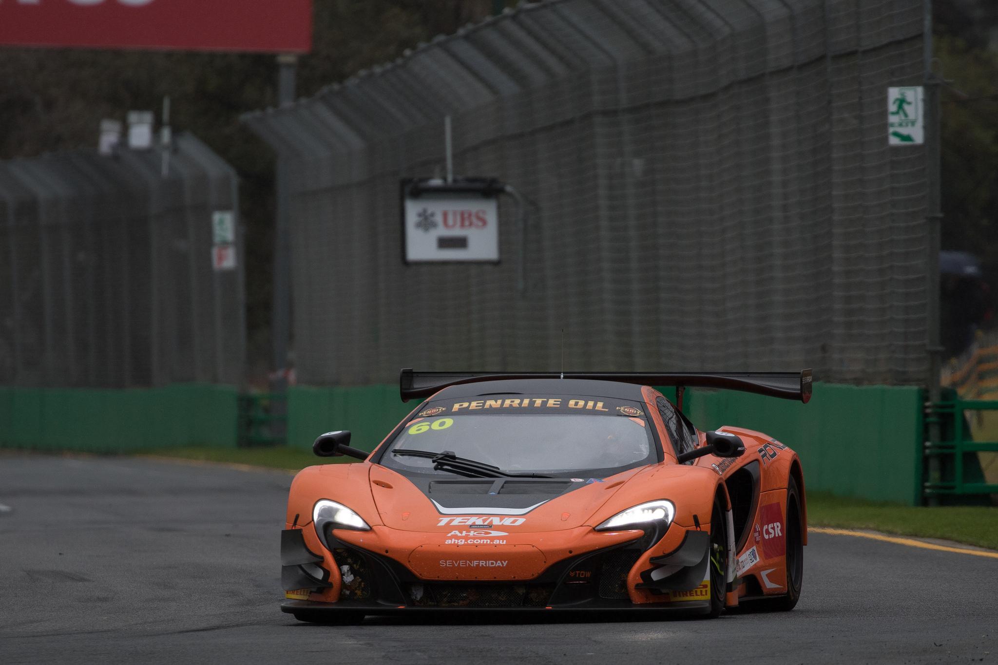Morcom wins dramatic Race 2