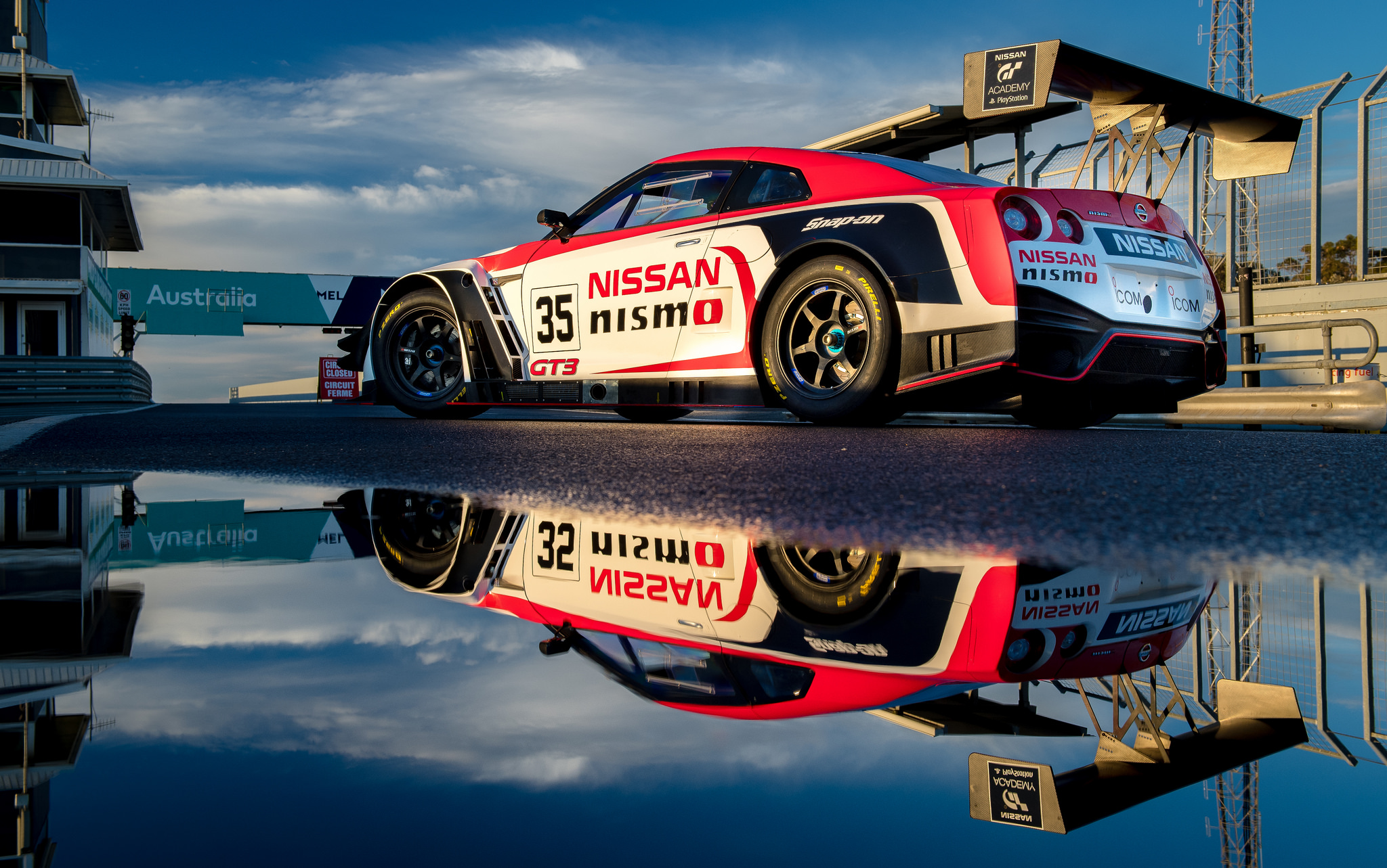 Nissan GT-R NISMO GT3 to make Australian GT Championship debut