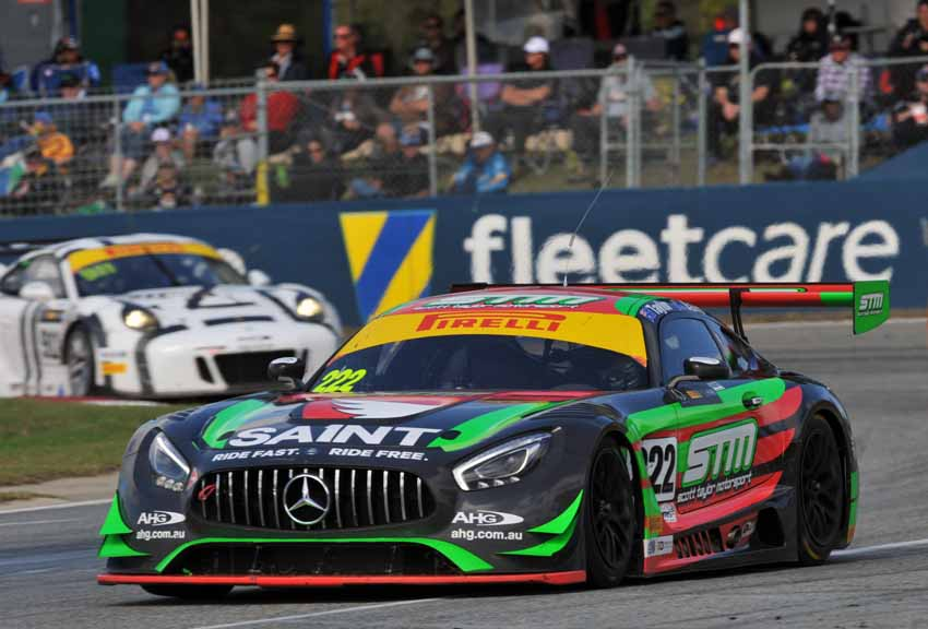 Baird charges to Barbagallo win