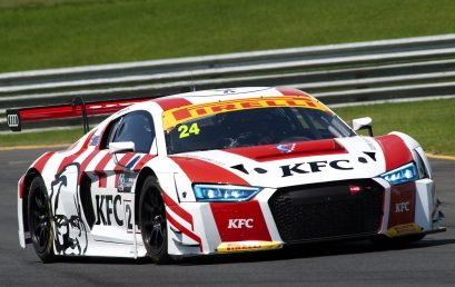Sydney prepares for round two of the Australian GT Trophy Series