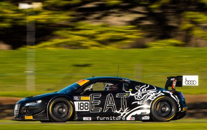 Australian GT Trophy Series race winner looks to step up for 2019